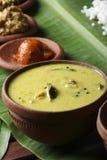 Moru curry or kalan - a traditional kerala dish Stock Images