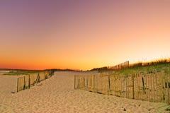 Morue de cap, le Massachusetts, Etats-Unis Image stock