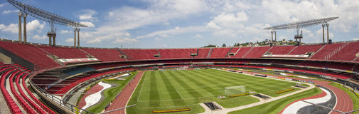 Morumbi stadium - Sao Paulo - Brazil Stock Photography