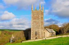 Morwenstowe Church, Devon, England Royalty Free Stock Image