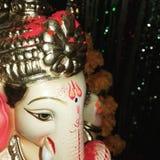 Morya Bappa стоковое фото