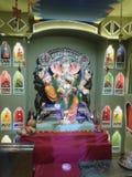 Morya di Ganapari Bappa Immagine Stock Libera da Diritti