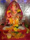Morya Ganpati Bappa Стоковое фото RF