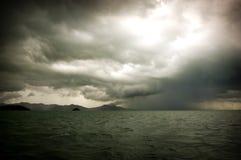 morza burzowi Obraz Royalty Free