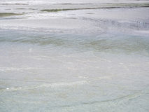 Morza i piaska tekstura Zdjęcia Stock