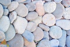 Morza kamienny tło Zdjęcia Royalty Free