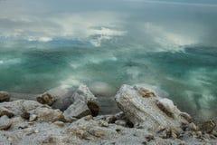 morza martwego Obraz Royalty Free