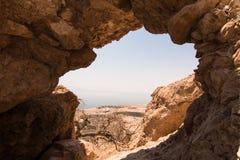 morza martwego Zdjęcie Royalty Free