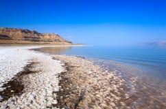 Morza nieżywy wybrzeże Fotografia Royalty Free