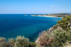 morze śródziemnomorskie Zdjęcie Royalty Free