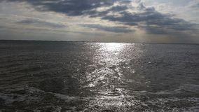 Morze Брайтон Стоковая Фотография RF