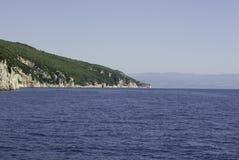 morze Obrazy Royalty Free