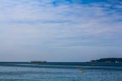 Morze Zdjęcia Stock