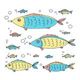 Morze animals-14 royalty ilustracja
