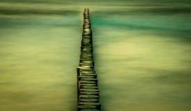 Morze Bałtyckie idylla zdjęcie royalty free