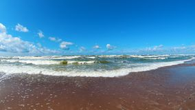 Morze Bałtyckie 2 Zdjęcie Stock