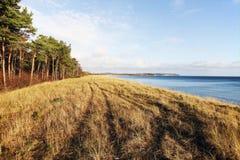 Morze Bałtyckie Obrazy Stock