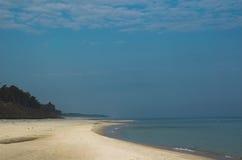 morze bałtyckie obraz stock
