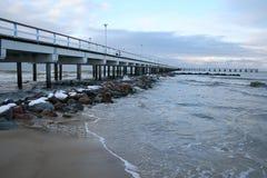 morze bałtyckie Obraz Royalty Free