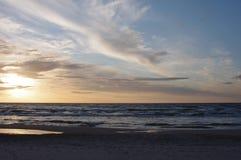 Morze Bałtyckie 2 Obrazy Royalty Free