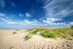 Morze Bałtyckie brzeg Obraz Royalty Free