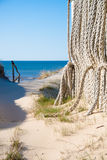 morze bałtyckie sposób Zdjęcia Stock