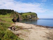 morze bay Obrazy Royalty Free