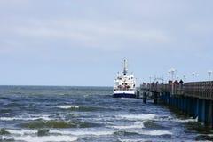 Morze bridżowy Binz Zdjęcia Royalty Free
