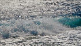 morze burzowy Fotografia Stock