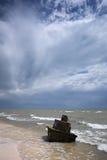 morze czarne Zdjęcia Royalty Free