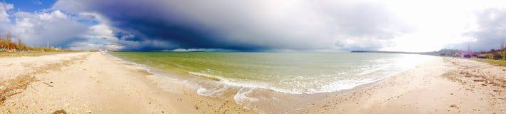 morze czarne Zdjęcia Stock