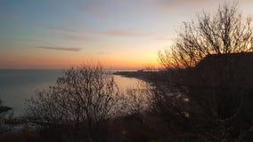 morze czarne Bułgaria Obraz Stock