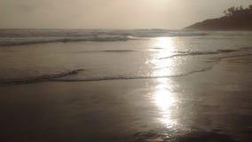 morze, denny brzeg, sceneria Zdjęcia Royalty Free