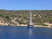 morze egejskie Fotografia Stock