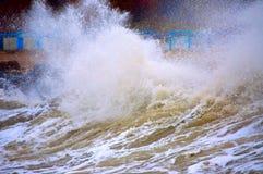 morze fala zdjęcie stock