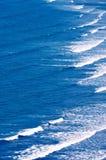 morze fala fotografia stock