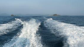 Morze fala Zdjęcia Stock