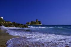 morze fala Zdjęcie Royalty Free