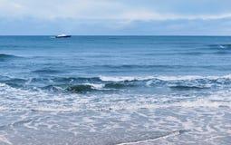 Morze, fala, wiatr Obraz Royalty Free