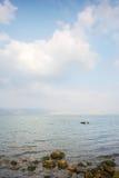 Morze Galilee Kinneret fotografia royalty free