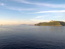morze Greece morze Fotografia Royalty Free