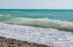 Morze i niebo Obrazy Stock