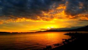 Morze i niebo obraz royalty free