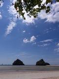 Morze i niebo Zdjęcie Royalty Free