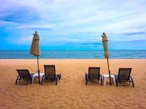 Morze i piasek Zdjęcie Royalty Free