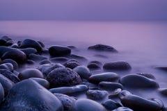 Morze i skały Obrazy Stock