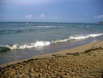 morze karaibskie Obrazy Royalty Free