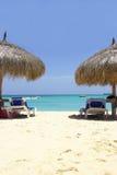 morze karaibskie Obraz Royalty Free
