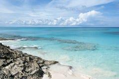 Morze Karaibskie Nawadnia zdjęcie stock