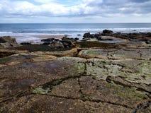 Morze końcówka Obraz Royalty Free